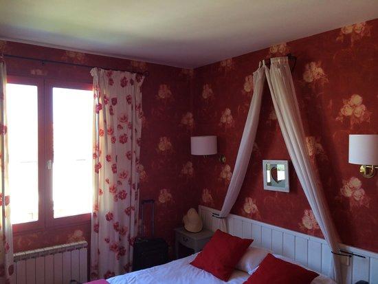 Hotel Montmorency: The bedroom