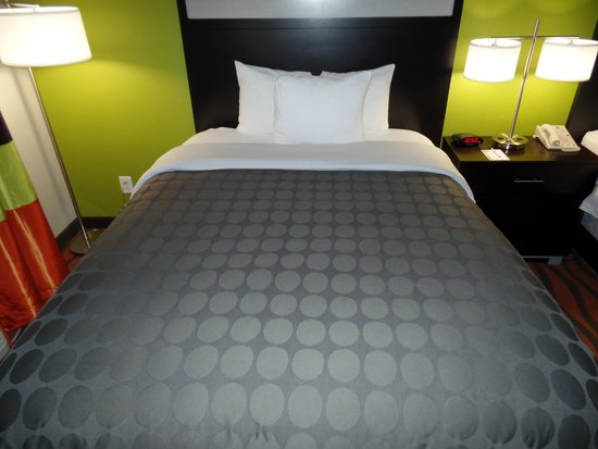 Quality Suites Fort Myers – I-75 : Awesome bed and pillows