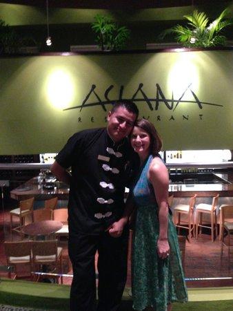 Asiana Restaurant: Felix