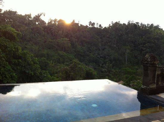 Puri Wulandari Boutique Resort: Piscina privada