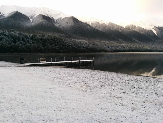 Nelson Lakes National Park : After the snow