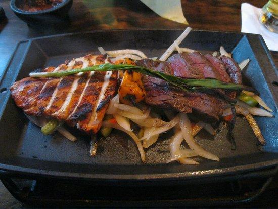 Chevys Fresh Mex: My husband's dinner