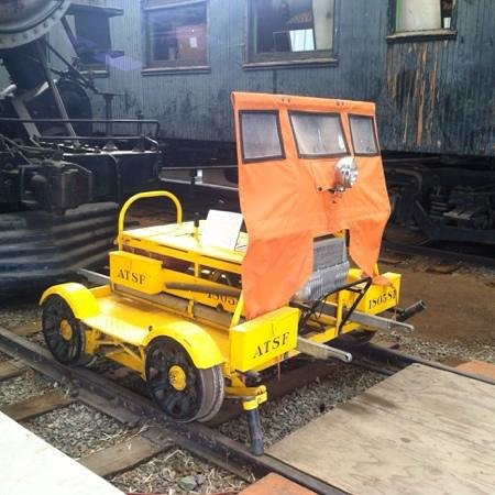 Pacific Southwest Railway Museum : little guy
