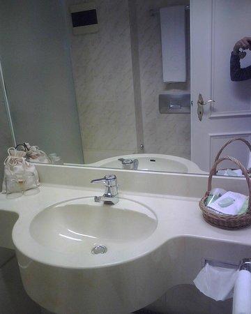 Hotel Mozart Rorschach: bagno