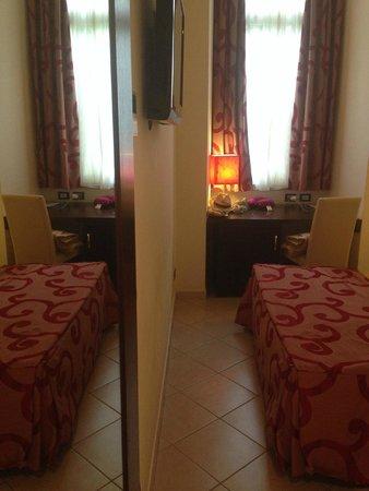 Hotel Anglo Americano: Room