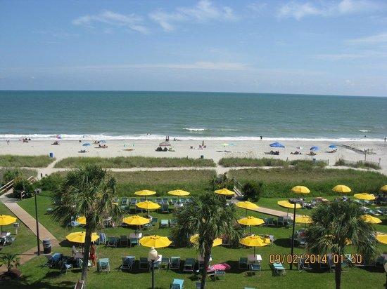 Dayton House Resort: Beautiful view!