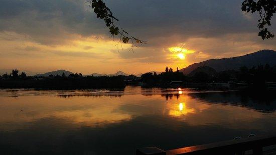 Midas Pension: Güneşin doğuş anı muhteşem izleniyor.