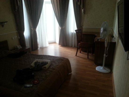 Atrium Hotel & Apartments: Номер