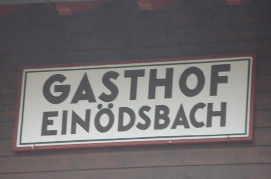 Berggasthof Einoedsbach
