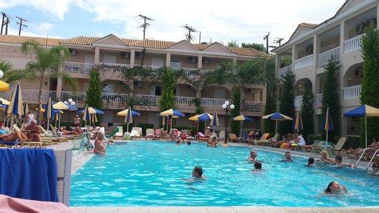 Tsilivi Admiral Hotel : pool4