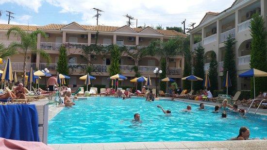 Tsilivi Admiral Hotel : pool1