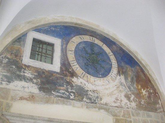 Franciscan Monastery: Frescoes