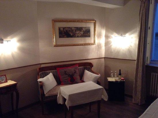 Altstadthotel Kasererbräu: 可愛いお部屋でした