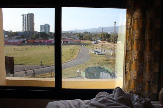 Arusha Crown Hotel: Stadio
