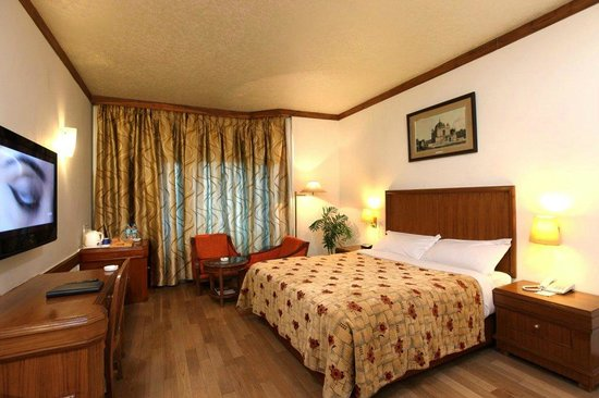 Hotel Samrat: Room - Large Bed