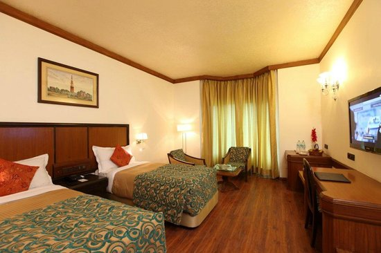 Hotel Samrat, hoteles en Nueva Delhi