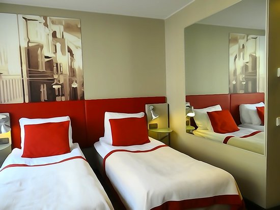 Original Sokos Hotel Albert: camas