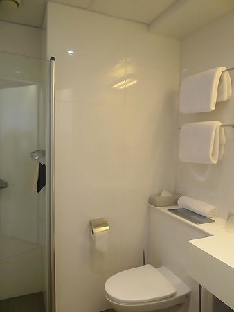 Original Sokos Hotel Albert: baño