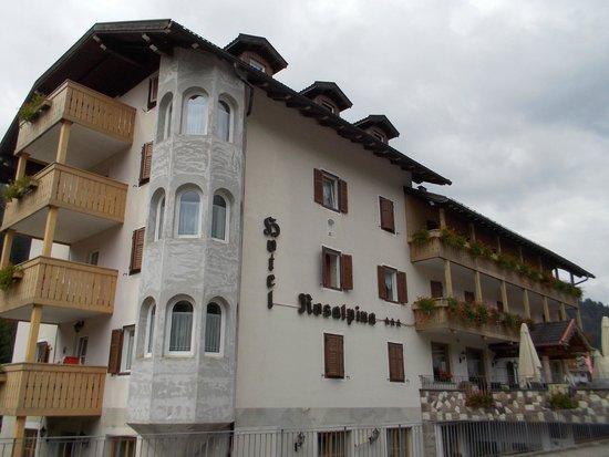 Hotel Rosalpina: Außenansicht