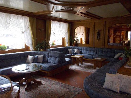 Hotel Rosalpina : Aufenthaltsraum