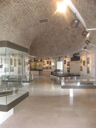 St. John's Fortress: Maritime Museum