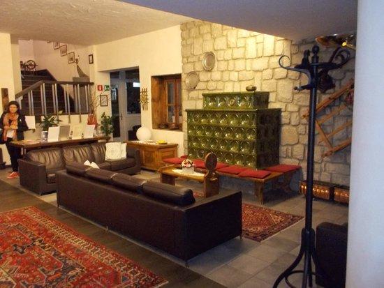 Miramonti Park Hotel: Innenansicht