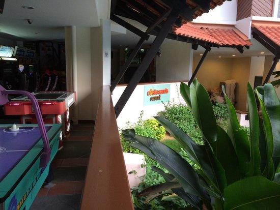 Costa Sands Resort (Sentosa): Clean environment