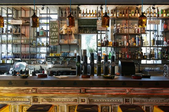 Paul S Bar In Linz Picture Of Paul S Kuche Bar Linz Tripadvisor