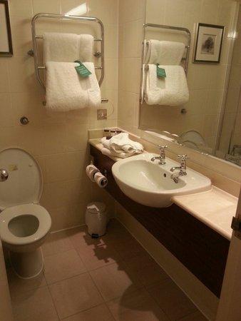 North Lakes Hotel & Spa: Bathroom superior room