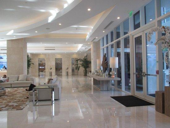 Grand Beach Hotel Surfside : le hall spendide