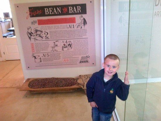 Spice Route Destination: Coffee beans