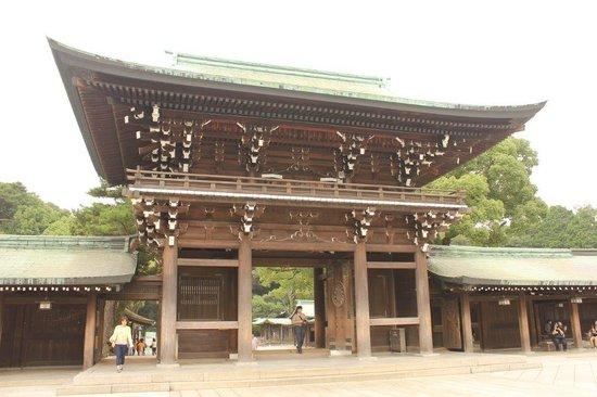 Puente - Picture of Meiji Jingu Shrine, Shibuya - TripAdvisor