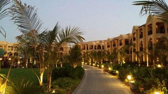 DoubleTree by Hilton Resort & Spa Marjan Island: In der Anlage