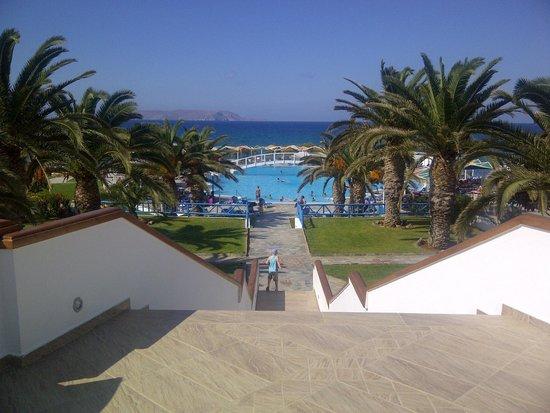 Mitsis Rinela Beach Resort & Spa : One of the pools