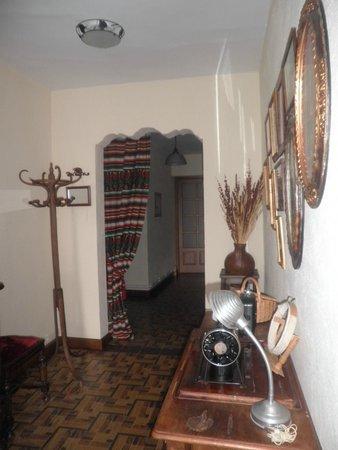 Casa Rural Las Hazanas: Entrada