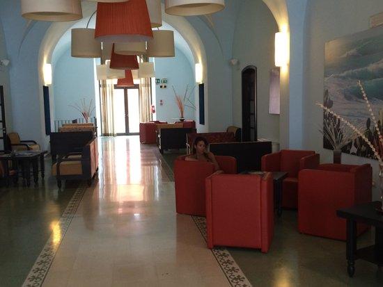 Il Tabacchificio Hotel: Reception