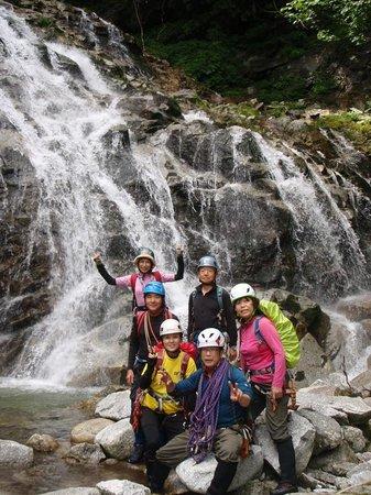 Ishiutorogawa Canyon