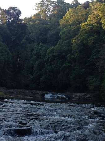 Spicers Tamarind Retreat: Natural Waterfalls
