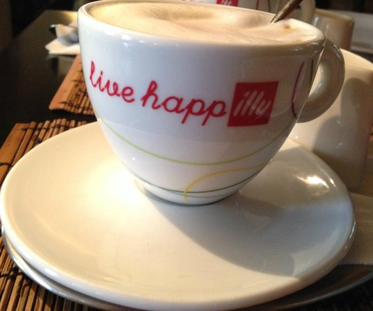 NOI- The Art of Taste: Cappuccino with Thai, why not?
