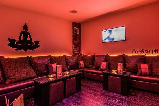 The Nook At Lotus At Pattaya, Bar   Lounge