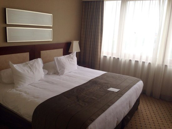 Corinthia Hotel Prague : Room