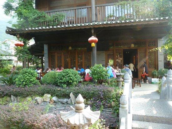 Yangshuo Tea Cozy: c