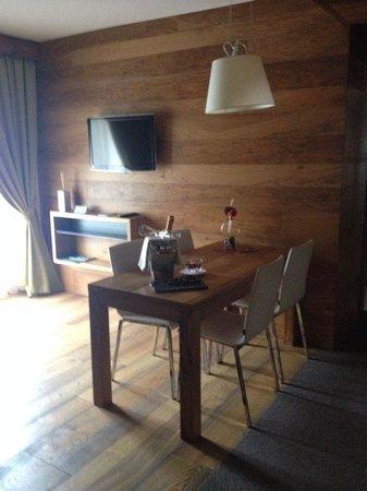 Sottovento Luxury Hospitality: Salone d'ingresso