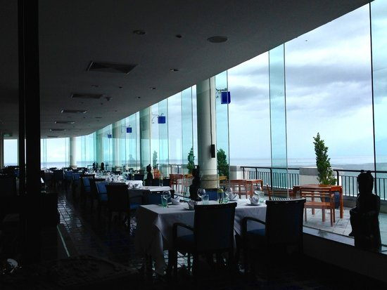 Restaurants with great view