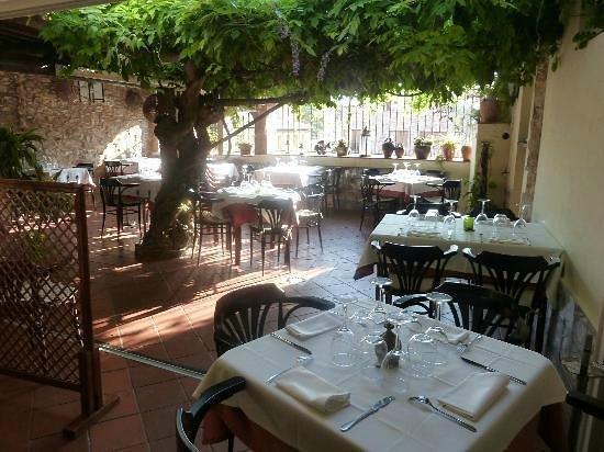 Terraza - Restaurant Rostei