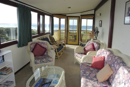 Cape Bridgewater Sea View Lodge : Sunroom