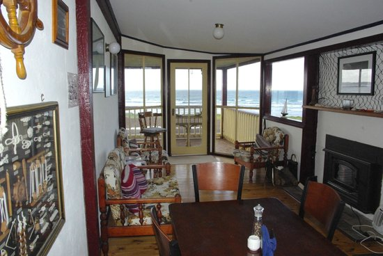 Cape Bridgewater Sea View Lodge : Kitchenette