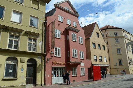 Mozarthaus Augsburg