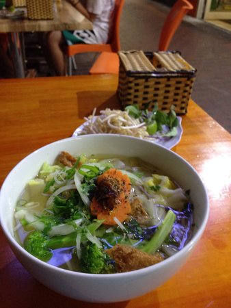 Pho Viet: Vegetarian nuddle soup