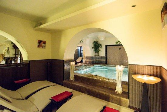 Spa - Picture of Terrazza Marconi Hotel & SpaMarine, Senigallia ...